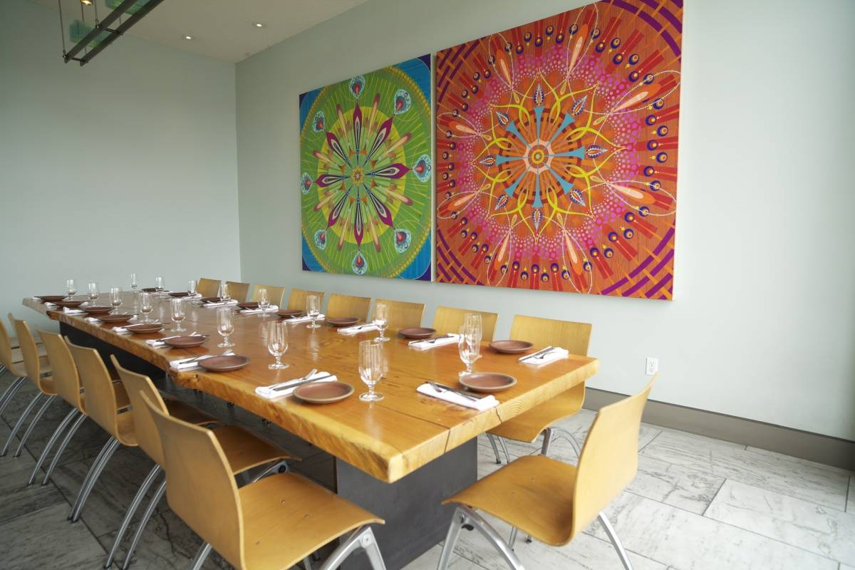 private dining rooms in San Francisco. The hautest private dining rooms in San Francisco