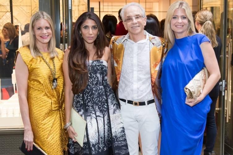 Mary Beth Shimmon, Sobia Shaikh, Norman Stone, Jenna Hunt