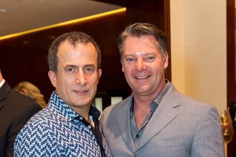 Jorge Maumer, Andreas Rippel