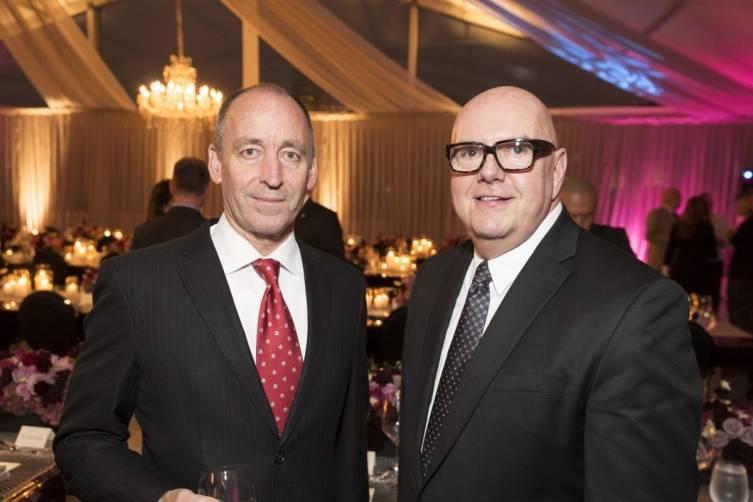 John Kirkpatrick and Robert Atkinson