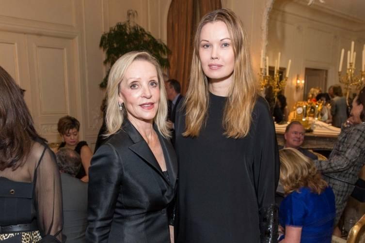 Barbara Brown and Tatiana Sorokko