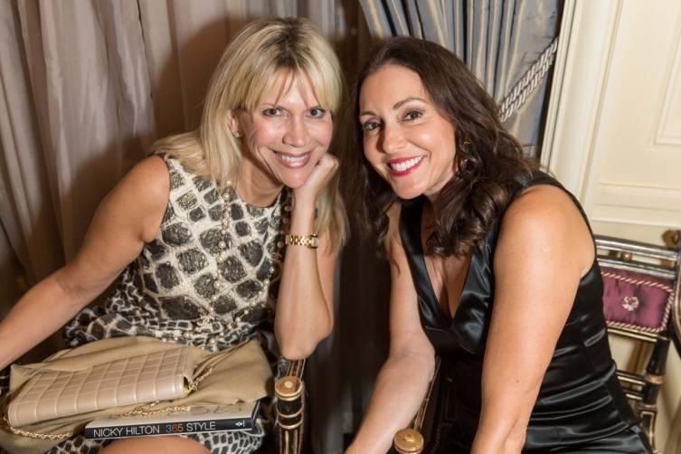 Kimberly Sharp and Marybeth  LaMotte