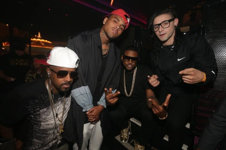 09.19_Jermaine Dupri, Chris Brown, Usher, Skrillex_XS