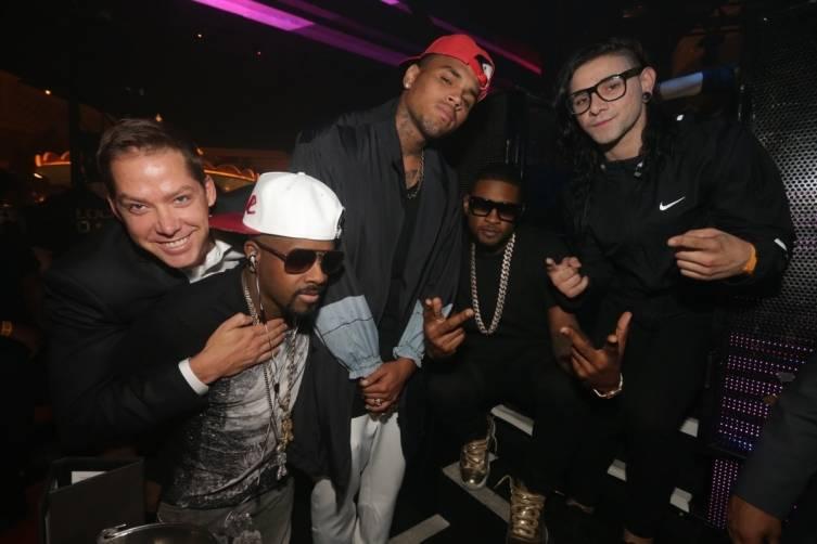 09.19_Jesse Waits, Jermaine Dupri, Chris Brown, Usher, Skrillex_XS