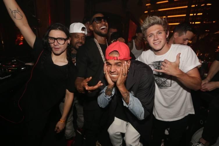 09.19_Skrillex, Jermaine Dupri, Usher, Chris Brown, Niall Horan_XS