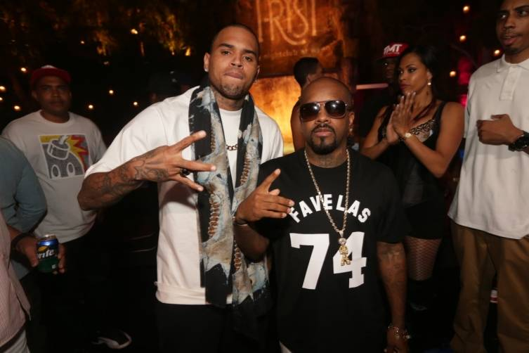 09.20_Chris Brown and Jermaine Dupri_Tryst