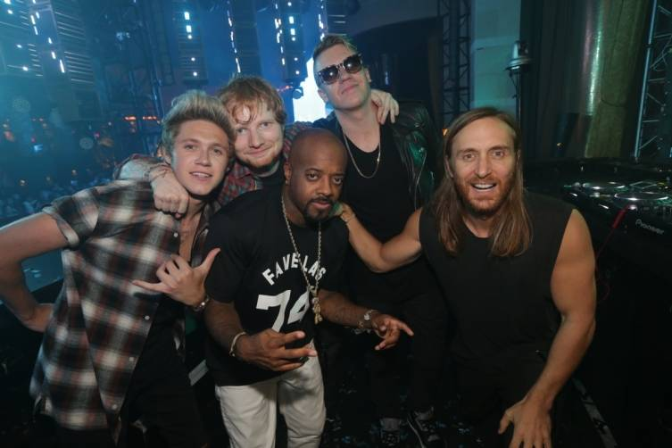 09.20_Niall Horan, Ed Sheeran, Jermaine Dupri, Macklemore and David Guetta_XS