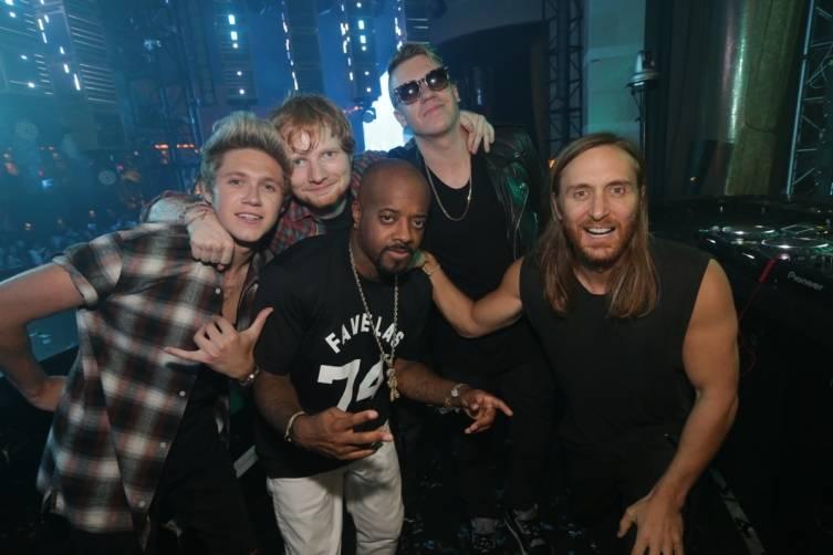 09.20_Niall Horan, Ed Sheeran, Jermaine Dupri, Macklemore and David Guetta_XS