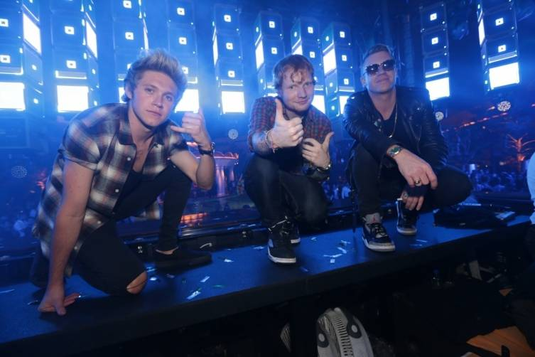 09.20_Niall Horan, Ed Sheeran and Macklemore_XS