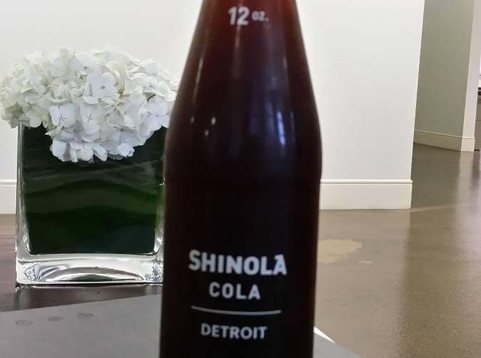 Shinola Cola at HQ