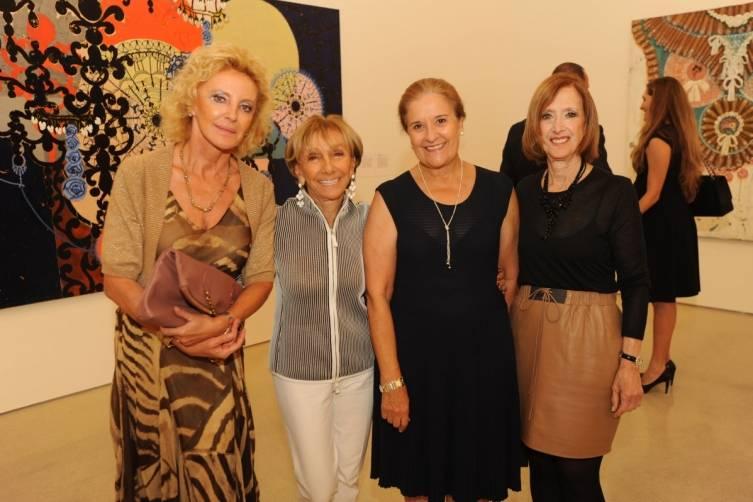 Aldona Czernecka, Linda Potash, Susanna Ibargen & Debi Hoffman