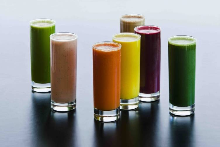 COMO Shambhala Wellness Juices