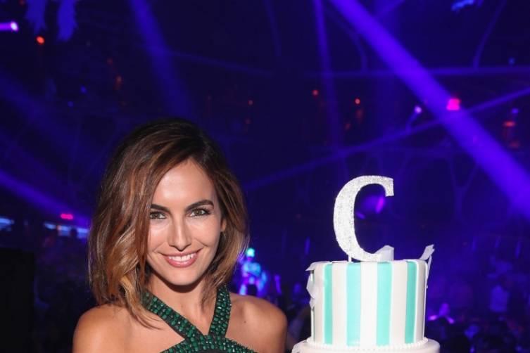 Camilla Belle_Birthday Cake 2_Hakkasan LV Nightclub