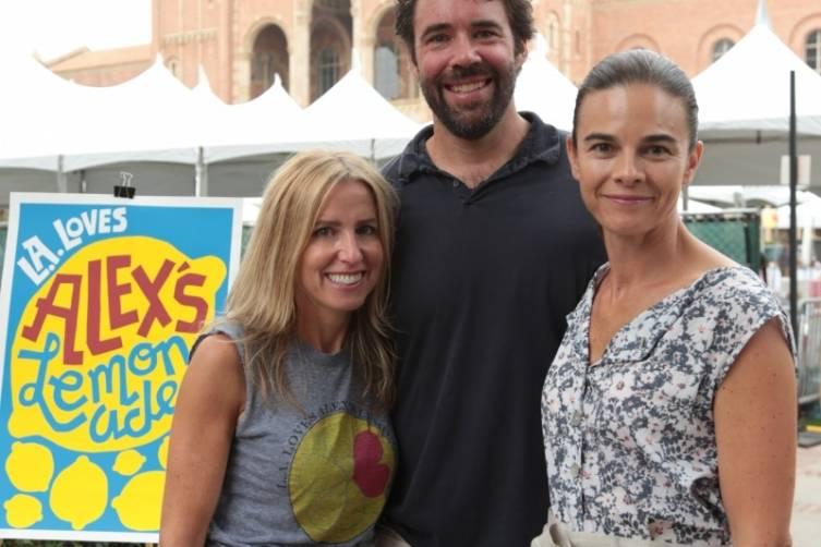 Caroline Styne, David Lentz & Suzanne Goin