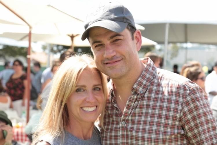 Caroline Styne & Jimmy Kimmel
