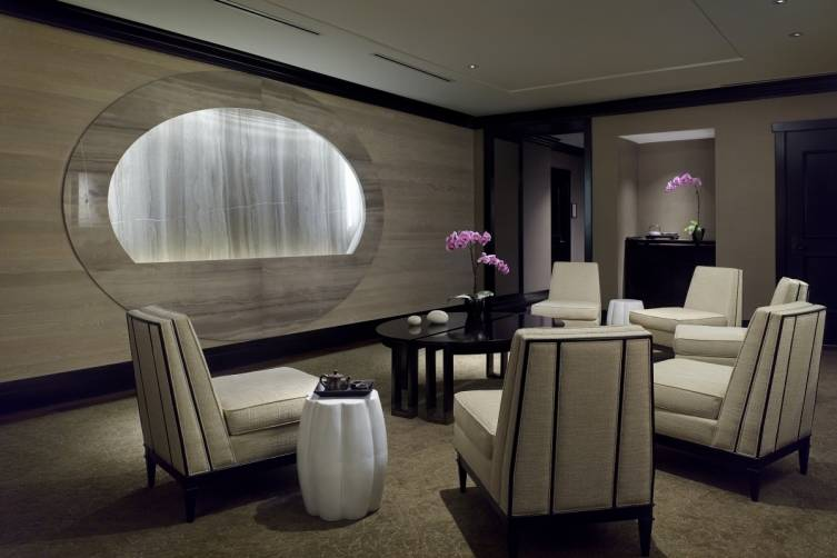 Chuan Spa Inner Waiting Room