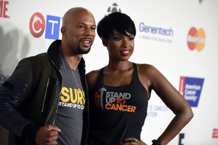 Common and Jennifer Hudson