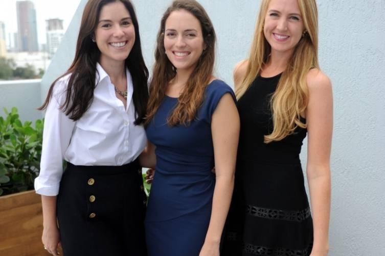 Cristina Mas, Alicia Lamadrid, & Lena Lowell