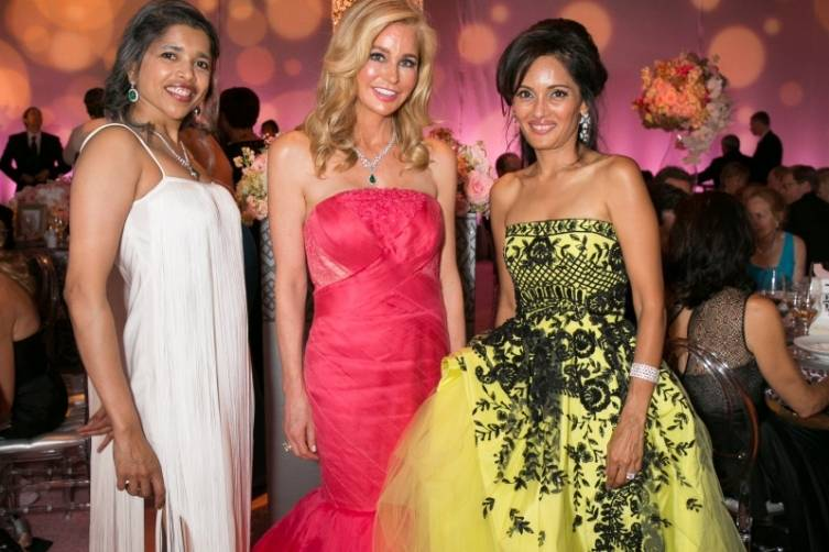 Deepa Pakianathan, Paula Carano, Komal Shah