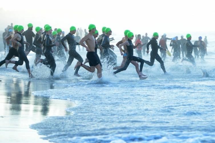 General swim start