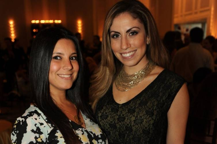 Isabel Fernandez & Christine Corson