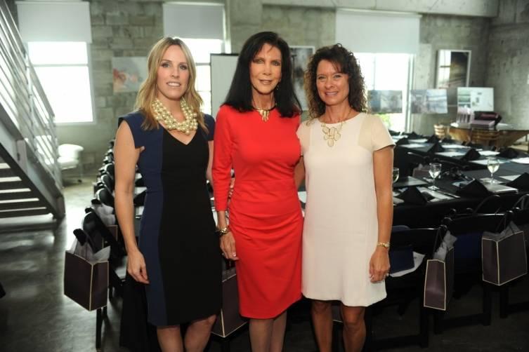 Jennifer Montoya, Trish Bell, & Shelly Dimitrijevic