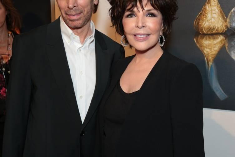 Jerry Bruckheimer and Carole Bayer Sager