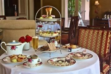 Langham Anniversary Tea