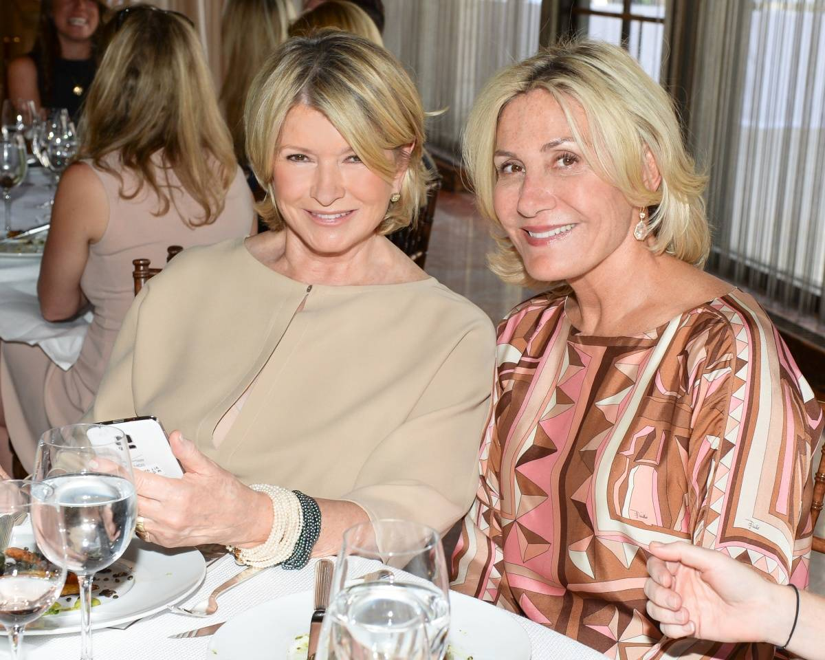 Martha Stewart, Susan Magrino