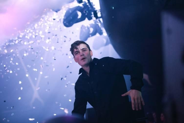 Martin Garrix_Hakkasan Nightclub