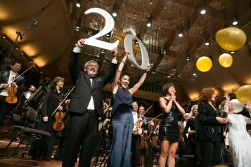 San Francisco Symphony Opening Night Gala 2014