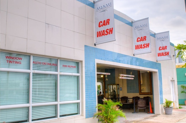 Car Wash At Brickell Miami Fl