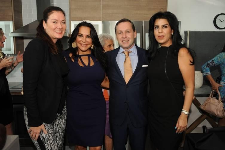 Michelle Addison, Lourdes Martinez, Christian Wardle, & Patricia Fuller