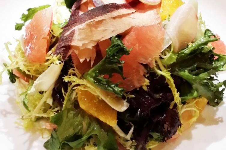 Morimoto Green Salad