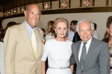 Oscar de la Renta, Carolina Herrera, Ralph Lauren