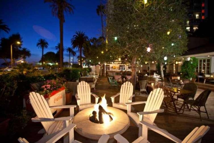 Haute Top 5 Best Outdoor Bars In Los Angeles 2017