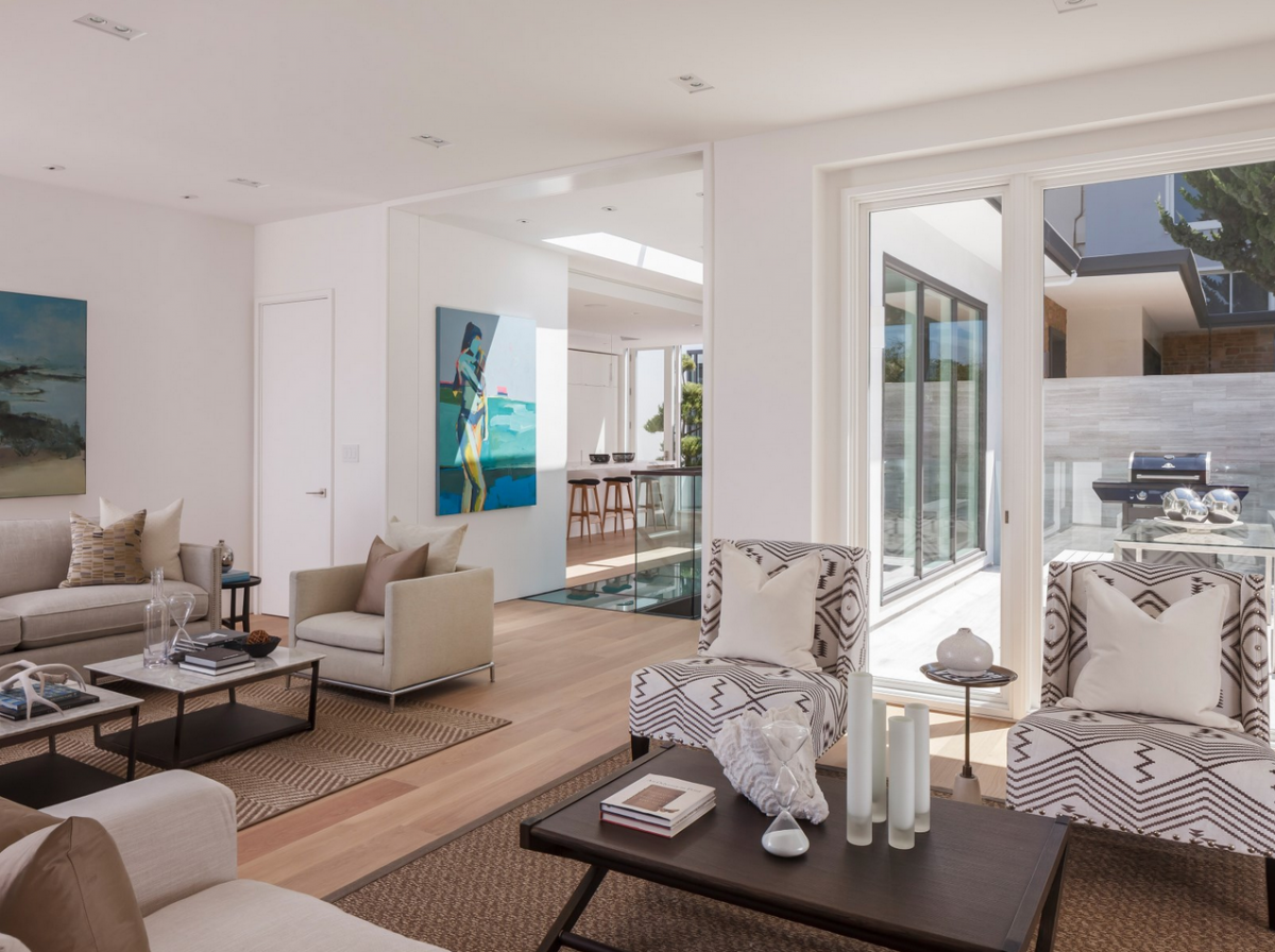 Modern Masterpiece on the Presidio Wall – Sotheby's International Realty