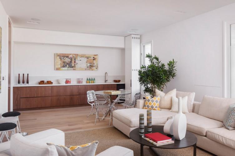 Modern Masterpiece on the Presidio Wall –Sotheby's International Realty