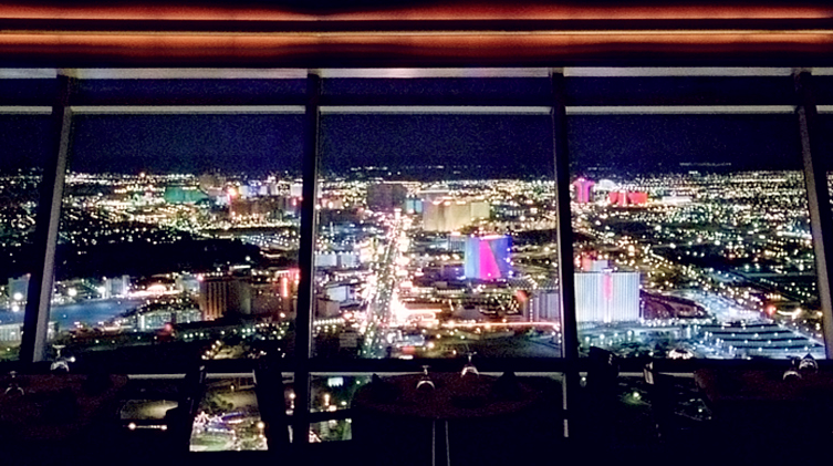 Shoot Up To The Top Of Stratosphere For Dinner At World Restaurant That Sits 844 Feet In Air Strat Is Tallest Building West
