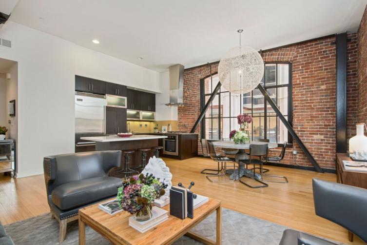 Historic Brick Condo –Sotheby's International Realty