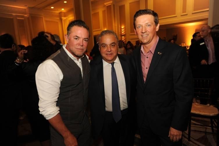 Shareef Malnik, Lee Schrager, & Robert Hill