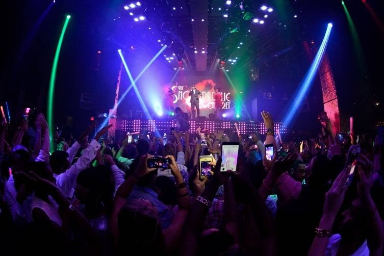 Snoop Dogg Performance at TAO