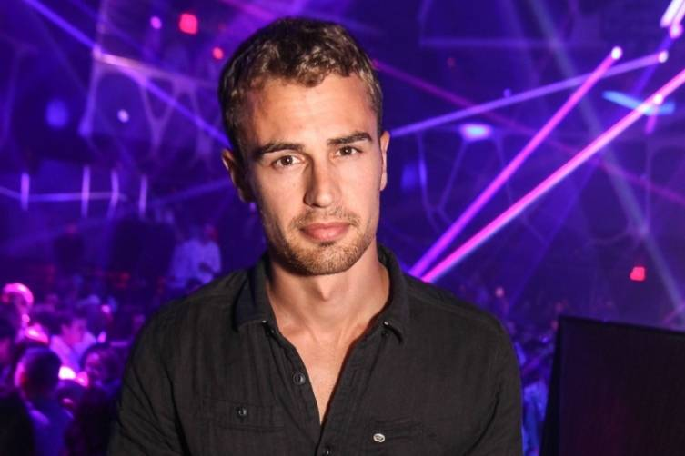 Theo James_Hakkasan Nightclub