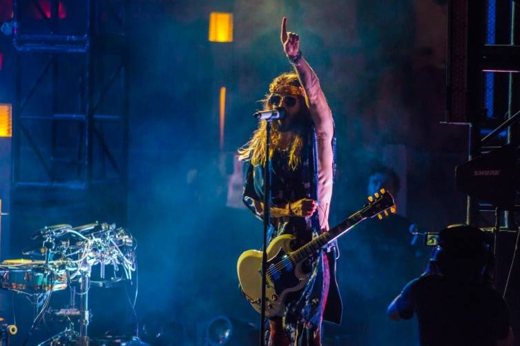 Thirty Seconds To Mars at The Cosmopolitan of Las Vegas_Mandall 37