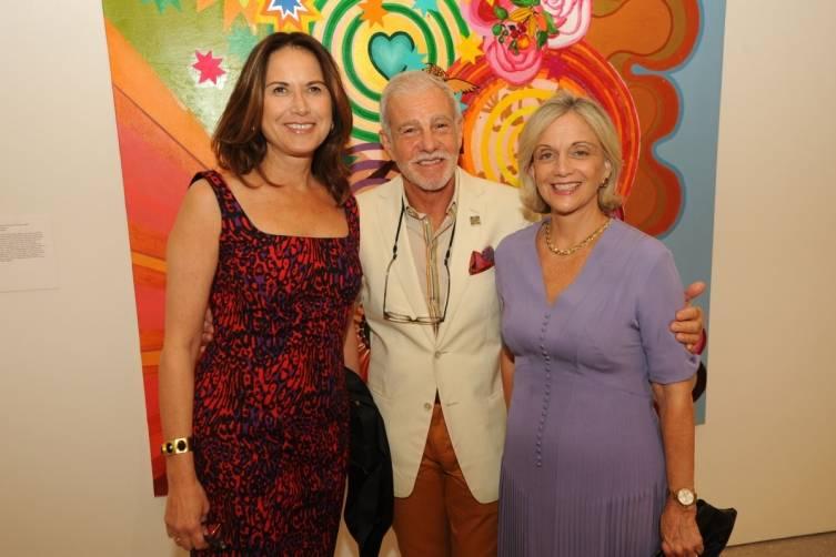Vivian Pfeiffer with Rafael & Marijean Miyar