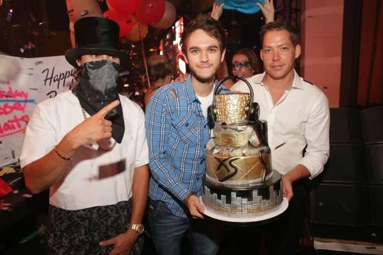 XS Las Vegas - Labor Day weekend - Alec Monopoly, Zedd, Jesse Waits