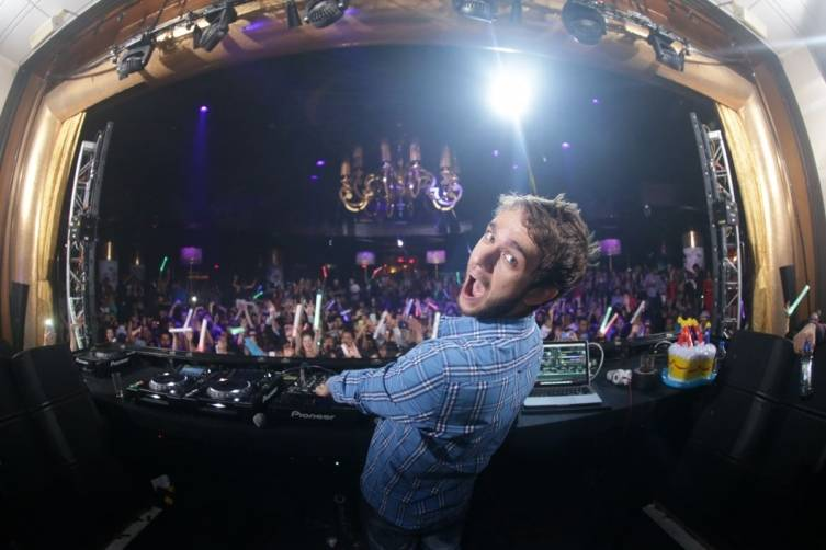 XS Las Vegas - Labor Day weekend - Zedd