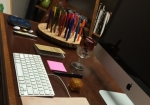 What's On My Desk: George Esquivel
