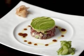 45PL CUT – Big Eye Tuna Tartar