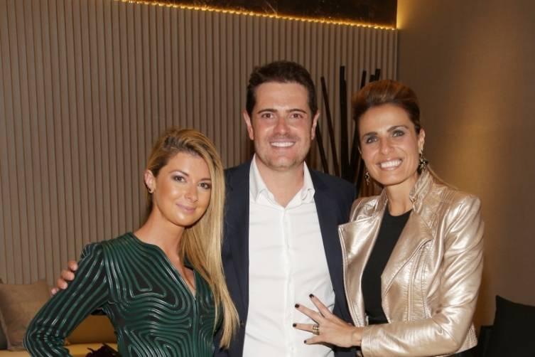 Bruna Horn, Fabio Morozini, Marcia Munhoes